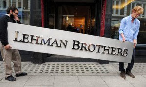 Bankruptcy of Lehman Brothers